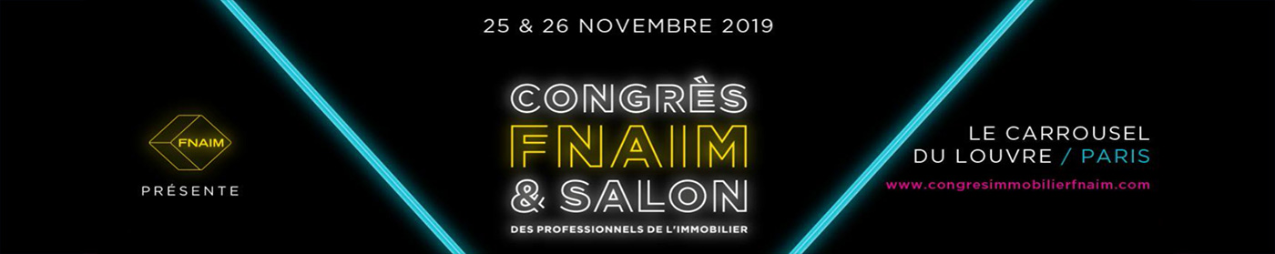 Salon FNAIM 2019